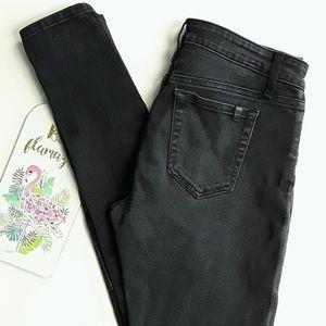 Joe's Jeans Black Skinny Stretch Jeans Size 31